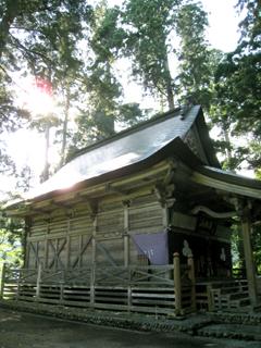唐松神社②