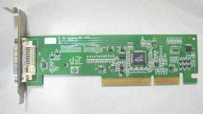 Silicon Image Sil 164 Carrera ADD CARD Sil-SC-0034-C REV1.3