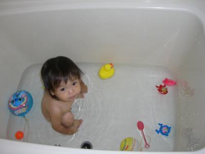 カヘアとお風呂