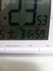 20120825_就寝前室温01