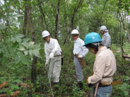 09-22掛かり木処理研修会- 005 (7)