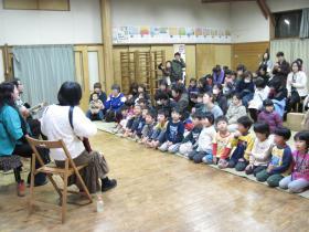 2011-12-09さくらっこ保育園Live