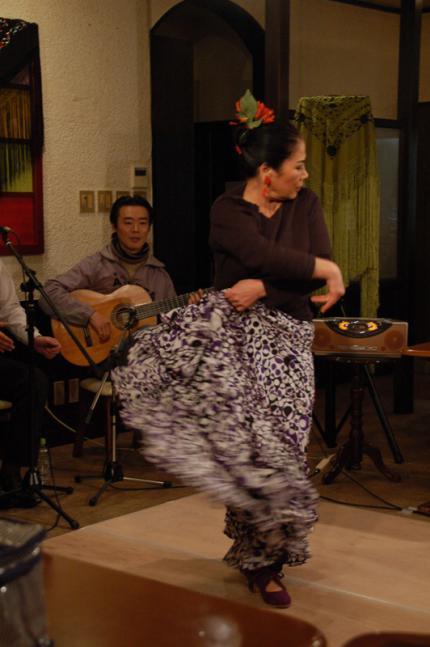 2012-12-8フラメンコ・若松 (1)