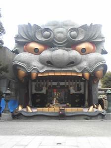 難波八阪神社4
