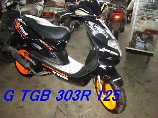 G TGB 303R 125