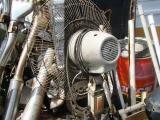 カブ50 C50/大型扇風機-3