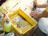 出品商品の洗浄