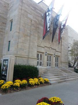 インディアナ大学の劇場