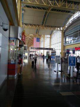 ワシントン レーガン空港