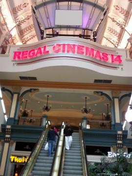 ワシントン 映画館