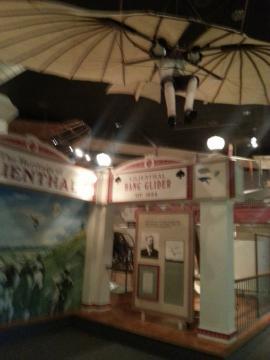 航空宇宙博物館 展示2