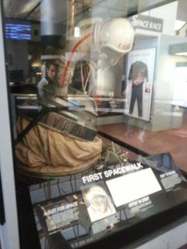 航空宇宙博物館 展示3
