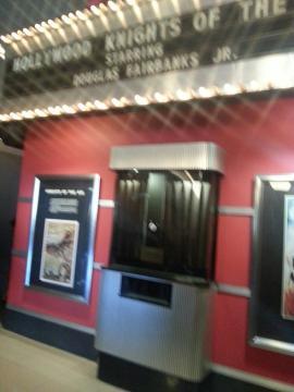 航空宇宙博物館 映画館