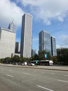 シカゴ 高層ビル