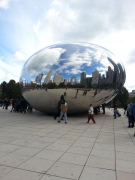 シカゴ オブジェ