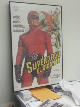 マークのポスター