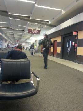 クリーブランド空港