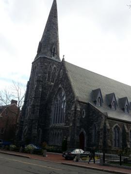 ハーバード 教会