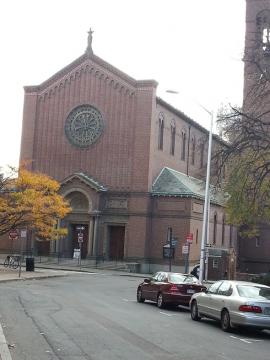 ハーバード 教会2