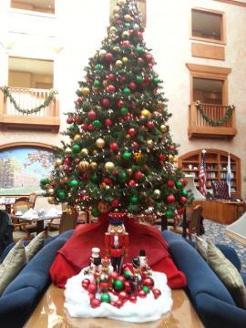 ハーバード ホテル クリスマス