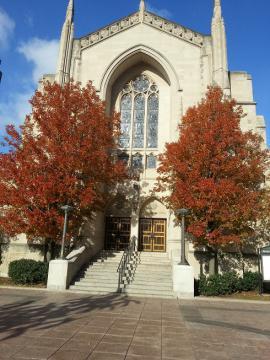 ボストン大 教会