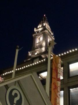 ボストン 夜