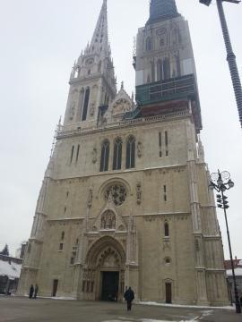 大聖堂 昼