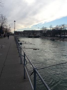 リエカは水の町