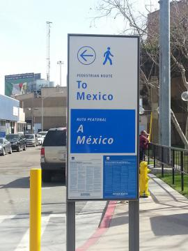 メキシコへ