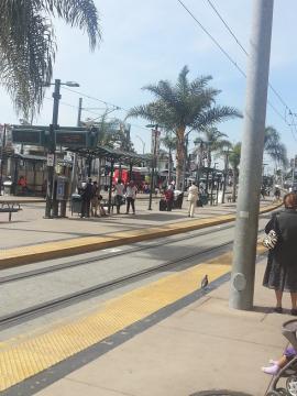 San Ysidro駅