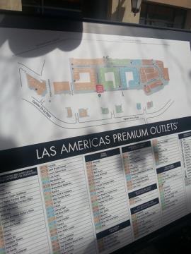 モール案内図