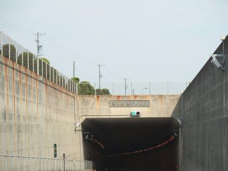愛知 海底トンネル