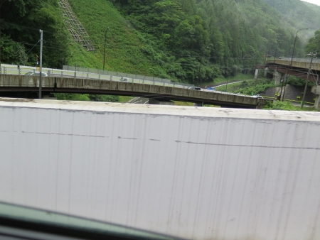 変則ループ橋