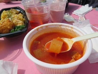 ピグモン色のスープ