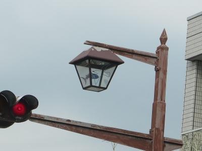 沼津辺り 街灯