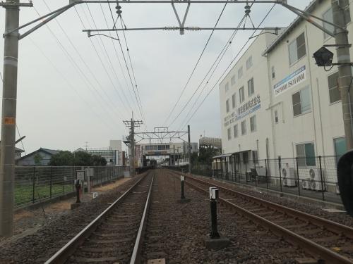 東海道線 片浜駅