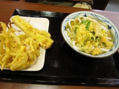 丸亀製麺うどん