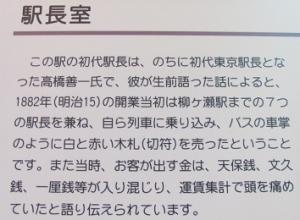 長浜鉄道スクエア 駅長室