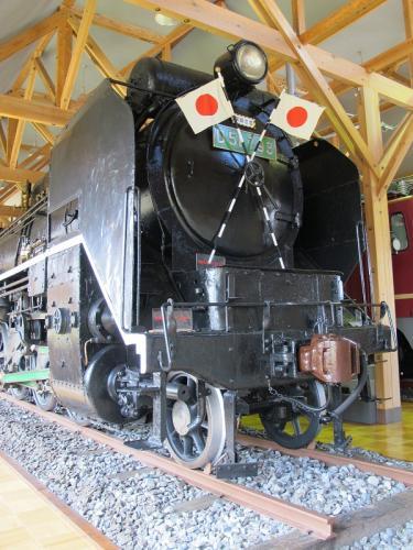長浜鉄道スクエア D51