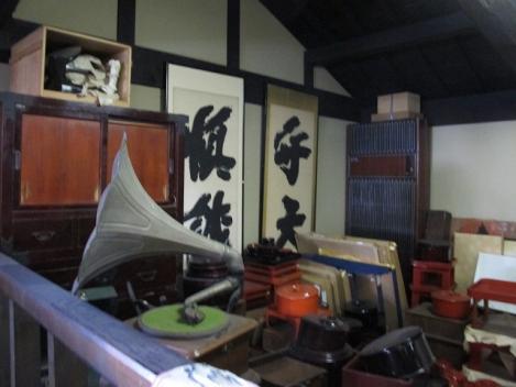 長浜城下町 骨董品店
