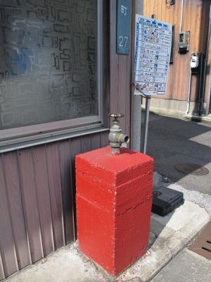 長浜 消火栓