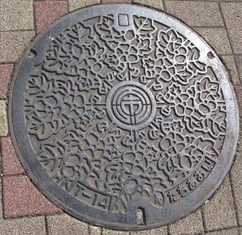 静岡市 マンホール