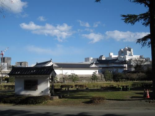 駿府城公園 東御門