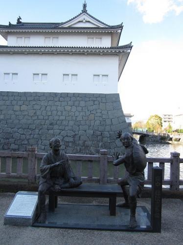 駿府城公園 やじきた
