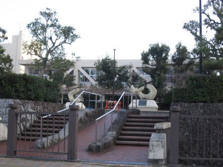 駿府城公園ちかくの公園