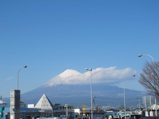 道の駅『富士』