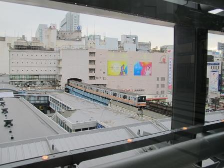 渋谷ヒカリエより・・・