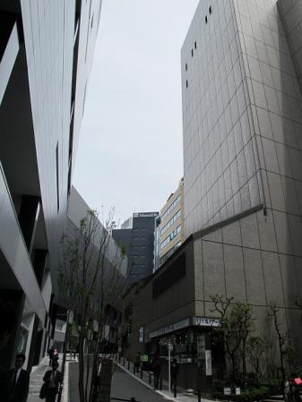渋谷ヒカリエから・・・