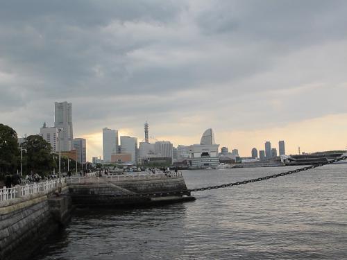 横浜港 山下公園