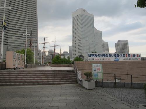 横浜 日本丸